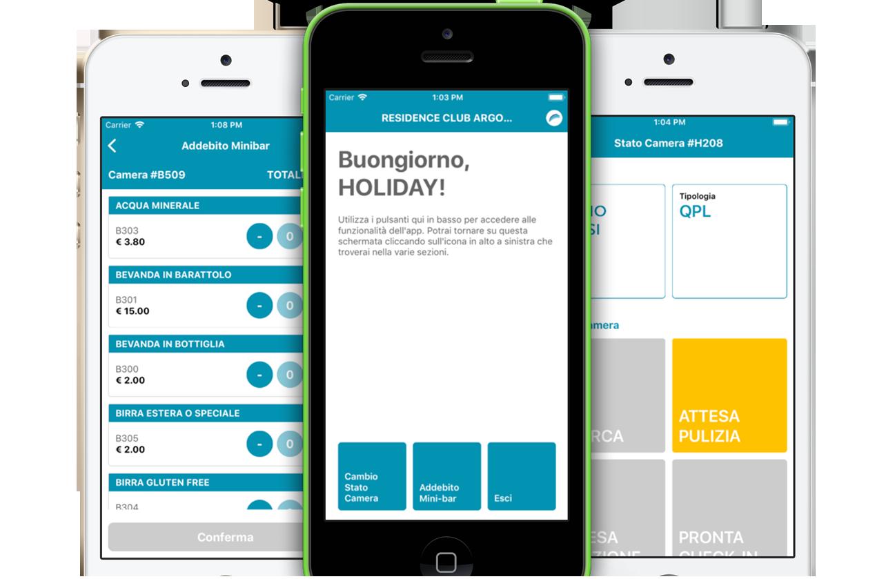 App Housekeeping - Tecnosoft